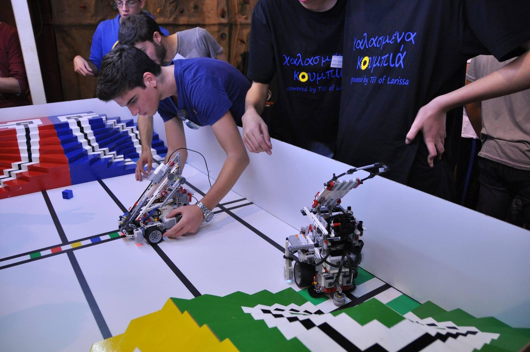 Οι μαθητές που κατασκευάζουν ρομπότ, η Ελλάδα που εφευρίσκει (photos)