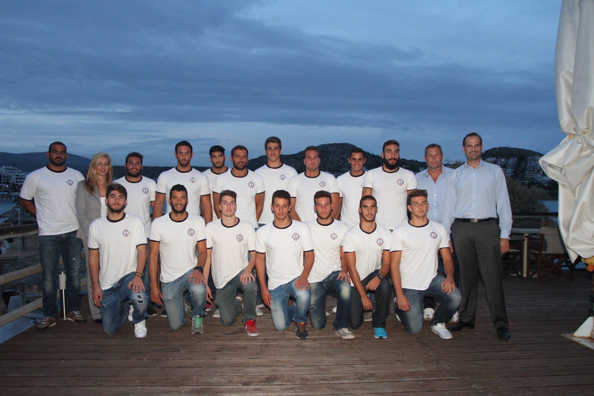 Ο ΝΟΒ παρουσίασε την ...dream team της Υδατοσφαίρισης (video)