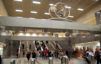 Στα δέκα καλύτερα του κόσμου το μετρό της Αθήνας!