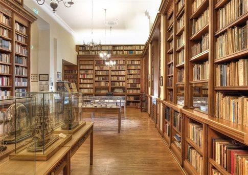 Βιβλιοθήκη Λασκαρίδη: μια ανεκτίμητη προσφορά στη γνώση