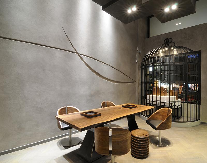Πώς το design απογειώνει ένα κοσμηματοπωλείο στη Γλυφάδα (photos)