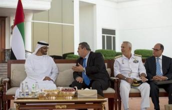 Προς ...πώληση στους Άραβες το νησί Φλέβες;