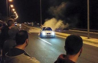 Συλλήψεις και ...καμπάνες έριξε η Τροχαία στα νότια για κόντρες