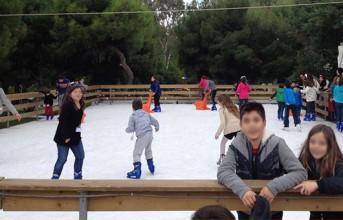 Δημοπρασία για το χριστουγεννιάτικο παγοδρόμιο της Βούλας