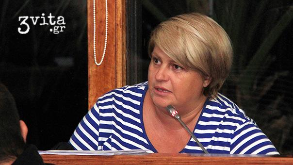 Η Μαρία Σίνα αντιπρόεδρος της Οικονομικής Επιτροπής του Δήμου 3Β
