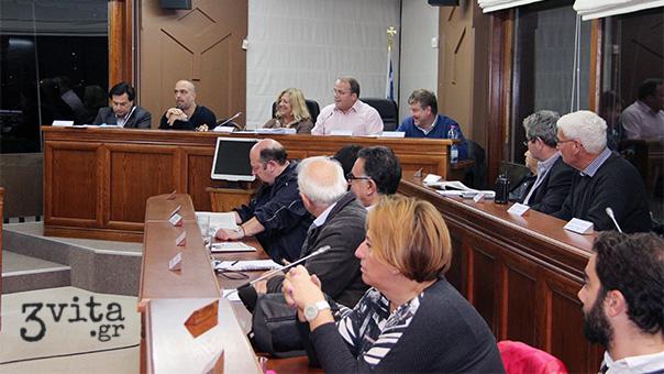 Προϋπολογισμό 2016 ψηφίζει το Δημοτικό Συμβούλιο 3Β