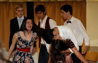 Μια γιορτή θεάτρου στο 2ο Γυμνάσιο Βούλας