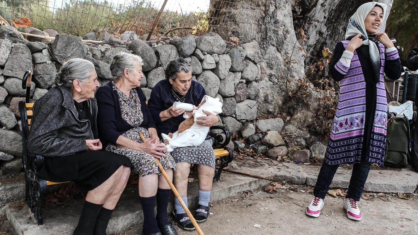 Καμπάνια για να δοθεί Νόμπελ Ειρήνης στους φιλόξενους Έλληνες νησιώτες