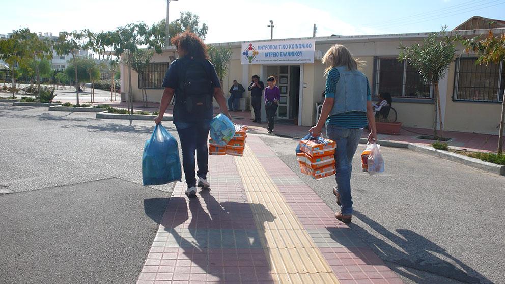 Ζητείται γάλα και κρέμες για 350 βρέφη και παιδιά