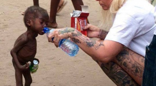 Eγκατέλειψαν ένα 2χρονο αγοράκι επειδή τάχα ήταν...μάγος! Πώς το έσωσε μια Δανέζα