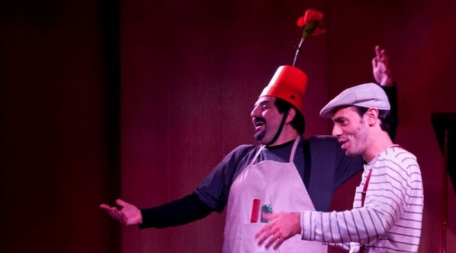 Παιδική θεατρική παράσταση στη Βούλα με δωρεάν είσοδο
