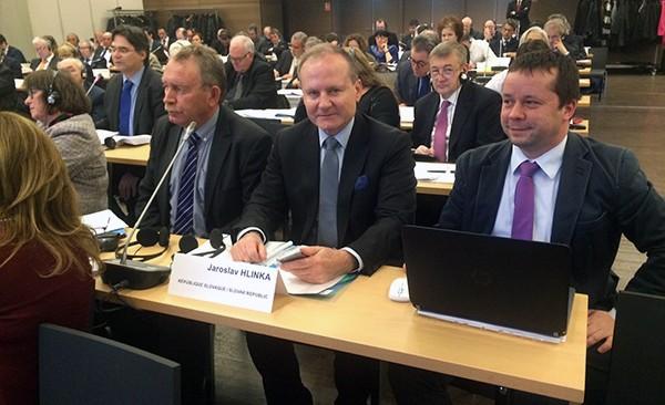 Στο Κογκρέσο Τοπικών Αρχών του Συμβουλίου της Ευρώπης ο Πέτρος Φιλίππου
