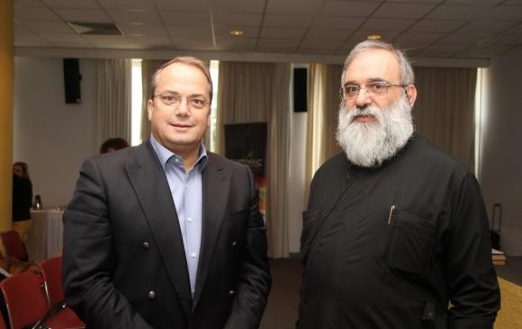 Χαιρετισμός Γρ. Κωνσταντέλλου σε συνάντηση για την Υγεία (βίντεο)