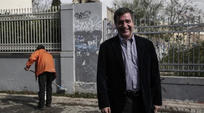 Καθαρίζει η Αθήνα από τα γκράφιτι