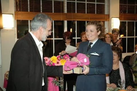 Υποσμηναγός Ιωάννα: Η πρώτη Ελληνίδα πιλότος μαχητικού