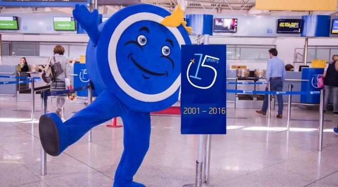 Δεκαπέντε χρόνια επιτυχίας για το αεροδρόμιο  «Ελευθέριος Βενιζέλος»