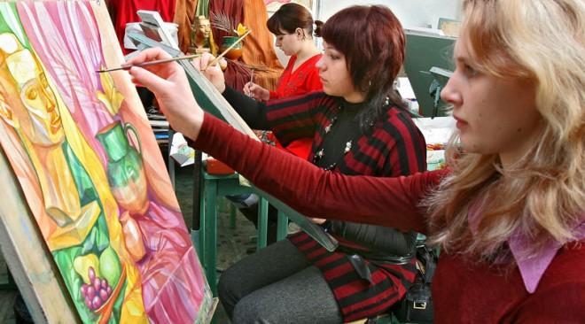 Δωρεάν μαθήματα ζωγραφικής στη Βούλα