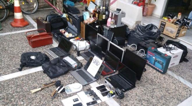 Εξαρθρώθηκε εγκληματική ομάδα που είχε ρημάξει σχολικά κτίρια της Αττικής