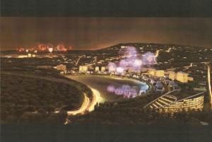 Ξενοδοχειακές εγκαταστάσεις και καζίνο... by night, προβλέπουν τα σχέδια του Δημάρχου Μαραθώνα και του ΤΑΙΠΕΔ για τον Σχινιά.