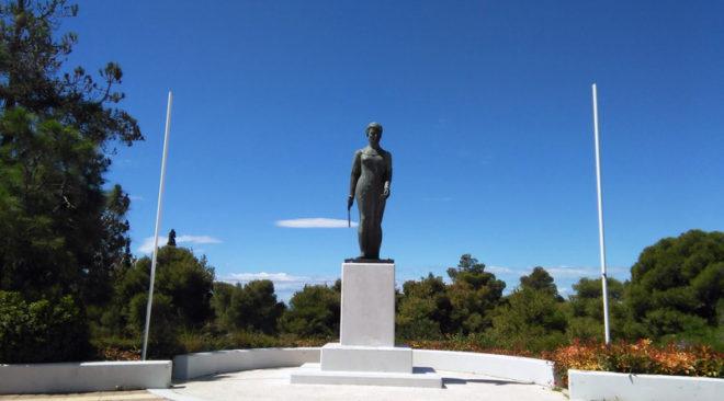 Τα μνημεία Βάρης Βούλας Βουλιαγμένης στο site του Δήμου