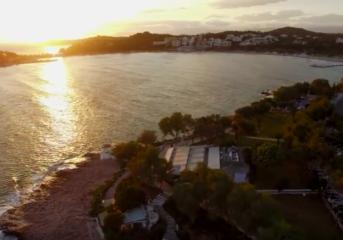 Η μαγεία της Αθηναϊκής Ριβιέρας από ψηλά (drone video)