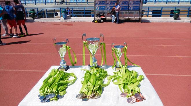 Οι νικητές των σχολικών πρωταθλημάτων Βάρης Βούλας Βουλιαγμένης