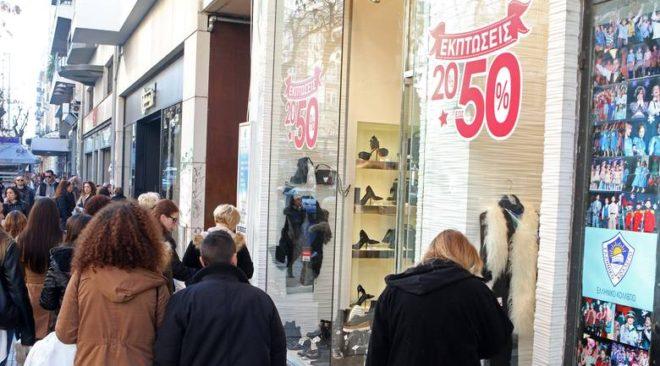 Ποια καταστήματα ανοίγουν σήμερα Κυριακή
