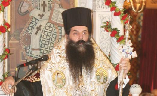 Παραίτηση Σεραφείμ από την Ιερά Σύνοδο με αιχμές κατά ομοφυλόφιλων και Πάπα
