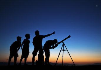 Βραδιά αστρονομίας στο 4ο Δημοτικό Σχολείο Βούλας