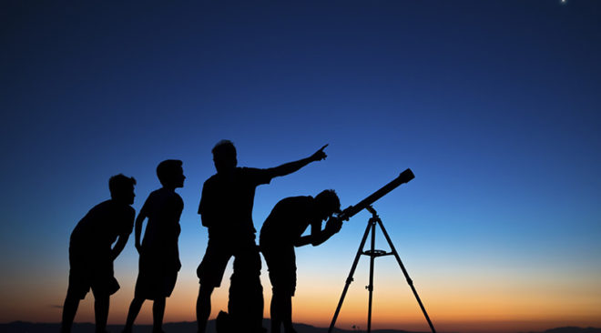 Βραδιά αστρονομίας στο Δημοτικό Σχολείο Βουλιαγμένης
