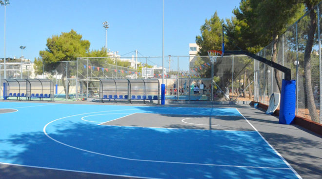 Εγκαινιάστηκαν νέες αθλητικές εγκαταστάσεις στη Βούλα