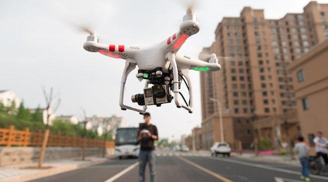 Τάξη στους ...ουρανούς βάζει το νομοσχέδιο για τα drone