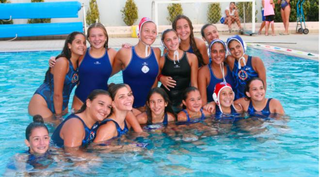 Πρωτάθλημα Ελλάδας στις μικρές πολίστριες του ΝΟΒ