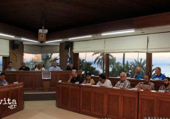 Βρέχει μηνύσεις στο Δημοτικό Συμβούλιο Βάρης Βούλας Βουλιαγμένης