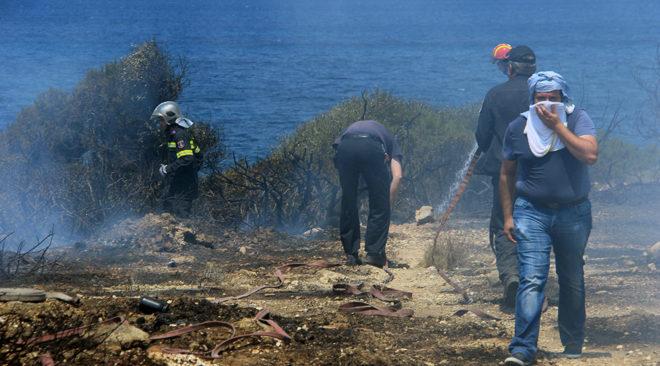Νέα πυρκαγιά, η τρίτη, στο ΠΙΚΠΑ Βούλας