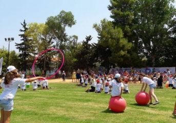 Στη Βουλιαγμένη τα Summer Camp του Δήμου των 3Β για το 2017