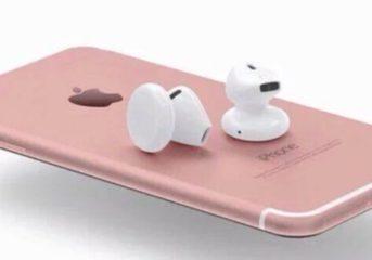 Παρουσιάστηκε το iPhone 7 με ασύρματα ακουστικά και «την καλύτερη κάμερα που σχεδιάστηκε ποτέ»