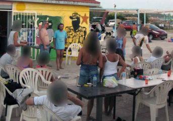 Φεστιβάλ reggae και εναλλακτικής κουλτούρας στο κάμπινγκ της Βούλας