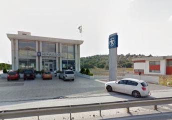 Ανατίναξαν ΑΤΜ της Alpha Bank στο Κορωπί