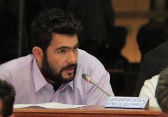 Δημοσθένης Δόγκας: Οι κάτοικοι της Αττικής ζητούν απαντήσεις για τη ρύπανση