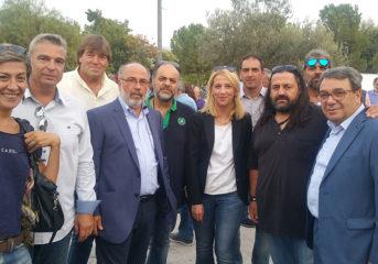 Ρένα Δούρου: Εργαλείο κατά της κρίσης οι λαϊκές αγορές