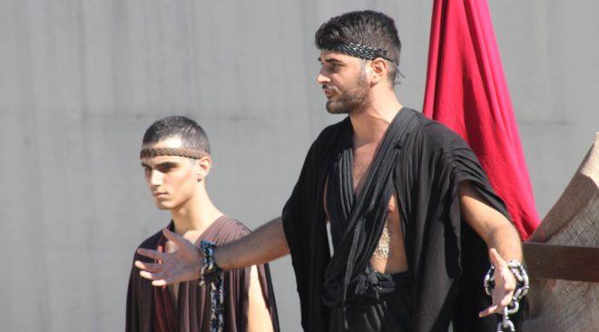 Ο Προμηθέας Δεσμώτης από τους μαθητές της Βούλας στην Αργυρούπολη