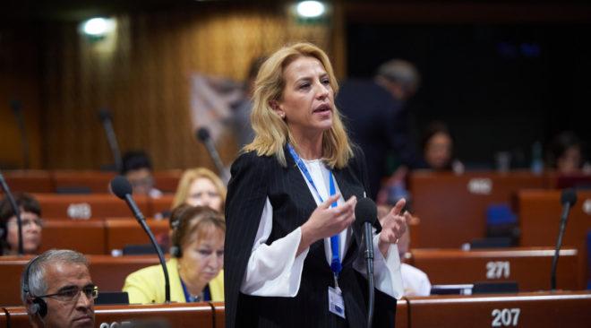 """Ρένα Δούρου: """"Για την εμβάθυνση της τοπικής δημοκρατίας"""""""