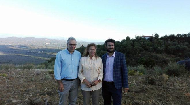 Δόγκας: Στηρίζουμε το ΕΚΠΑΖ, διαφυλάσσουμε την οικολογική ισορροπία