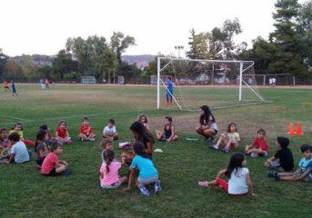 Στίβος για παιδιά 4-6 ετών στον ΑΟ Βουλιαγμένης