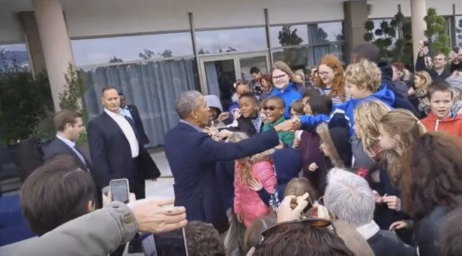 Η όχι και τόσο γνωστή ομιλία Ομπάμα στον Αστέρα Βουλιαγμένης (βίντεο)