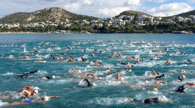 Την Κυριακή ο Χειμερινός Κολυμβητικός Διάπλους Βουλιαγμένης