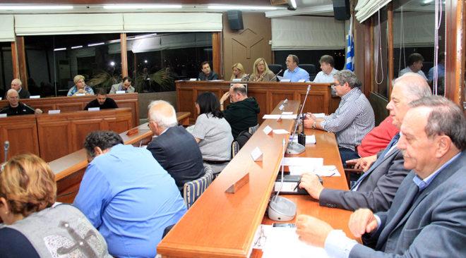 Τον προϋπολογισμό του 2018 ψηφίζει το Δημοτικό Συμβούλιο των 3Β