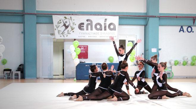 Καλοκαιρινή γιορτή για τον Γυμναστικό Σύλλογο Ελαία στη Βάρη