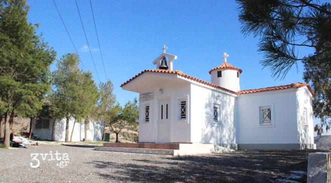 Μετ' εμποδίων η εκκλησία στο Χέρωμα Βάρης